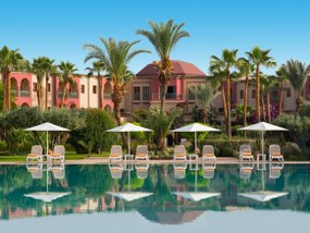 Single Parents on Holiday - Marrakech Hotel Image 1
