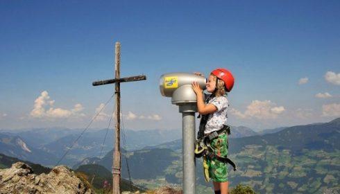 child in Tirol