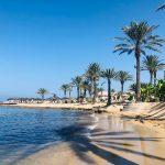 beach in Paphos