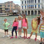 children in Venice