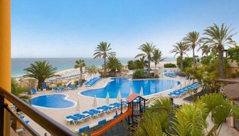 Iberostar Playa Gaviotas hotel pools and playground