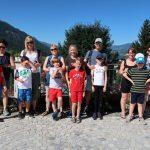 single parent family group Austria