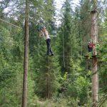 high rope garden Austria