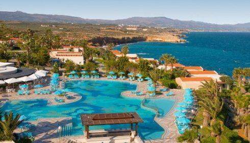 pool landscape Iberostar Creta Panorama