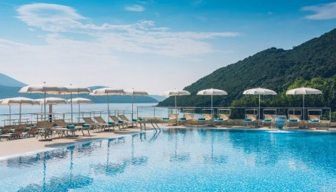 pool at Iberostar Herceg Novi