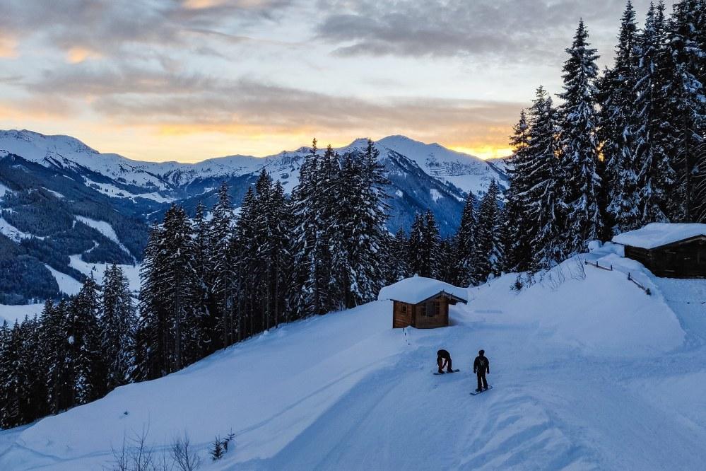 Hinterglemm - one of the best ski resorts 2020