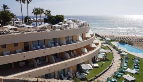 Iberostar Playa Gaviotas roof terrace and Priority pool