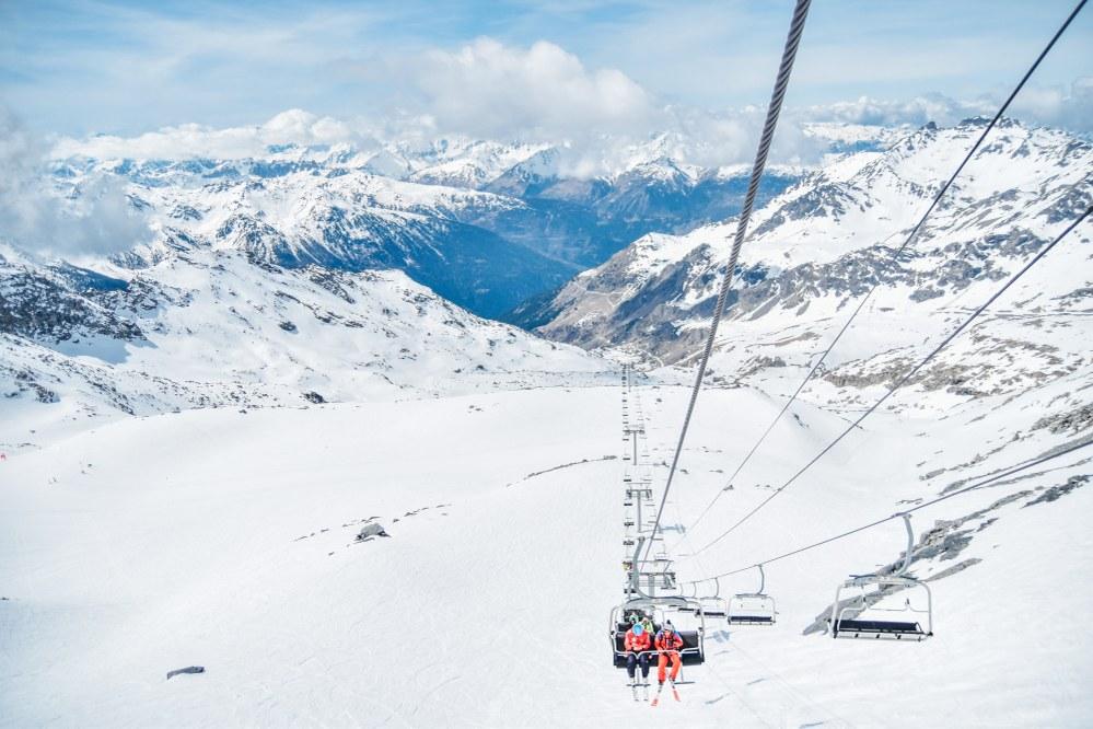 Val Thorens - one of the best ski resorts 2019