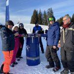 solo ski trip Kitzbuhel