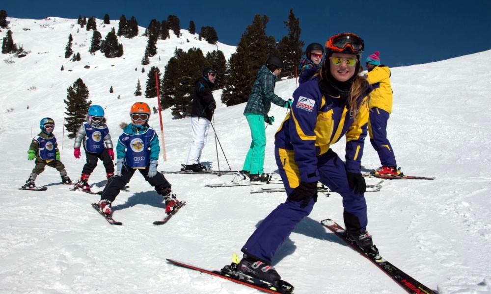 obertauern ski school