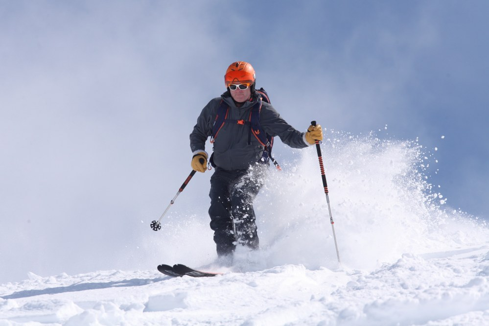 great reasons to try skiing in your 50s and 60s