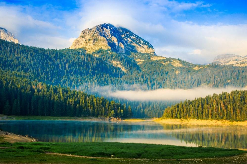 Durmitor National Park in Montenegro