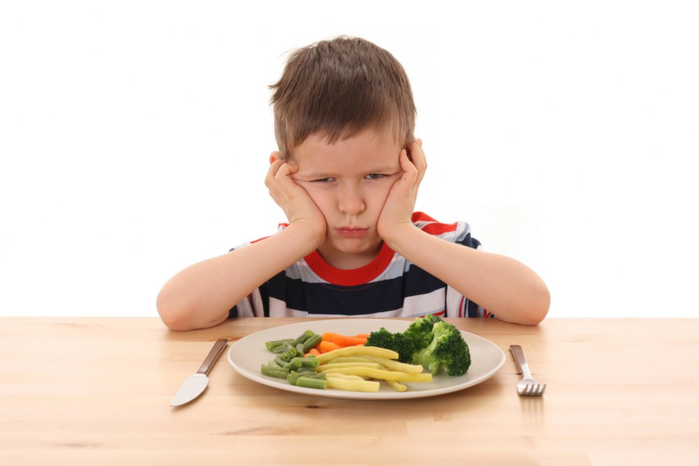 vitamins for kids - fussy eaters