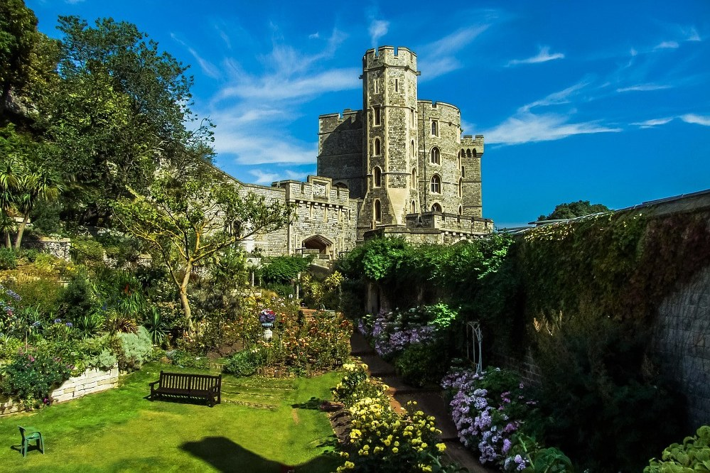 Windsor castle - UK holiday staycation ideas