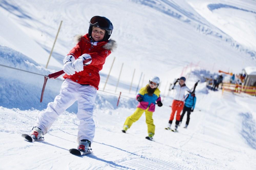 ski holidays for single parents