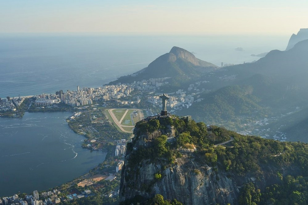 dream holiday in South America