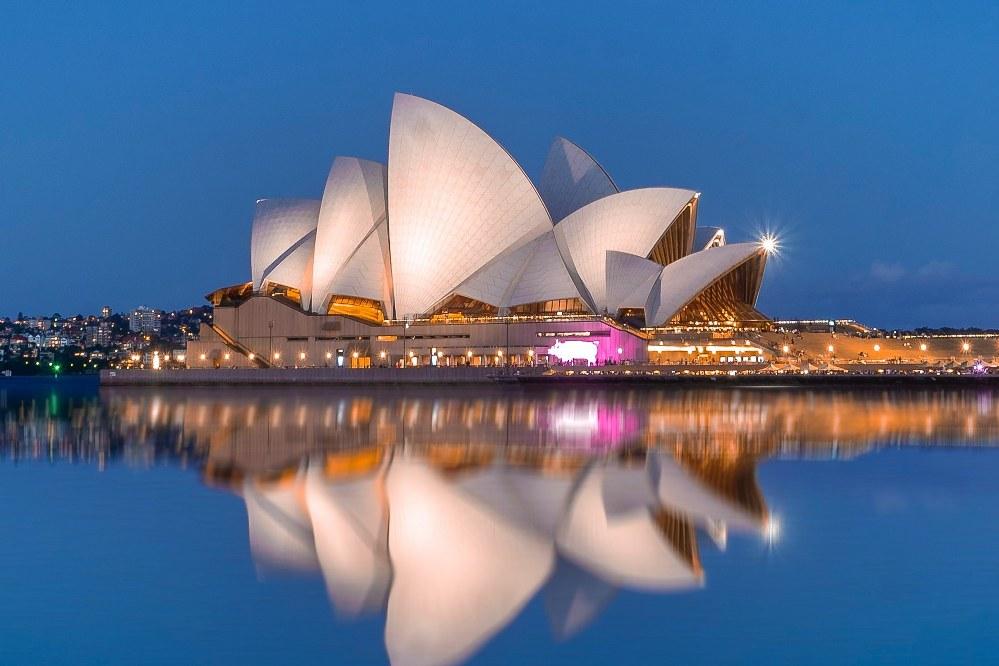 dream holiday - Sydney Opera House, Australia