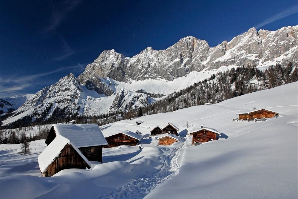 singles ski holiday in Schladming Dachstein in Austria