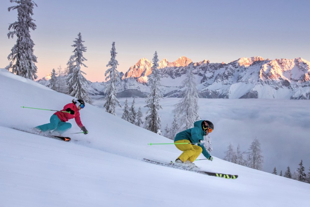 solo ski holiday in Schladming