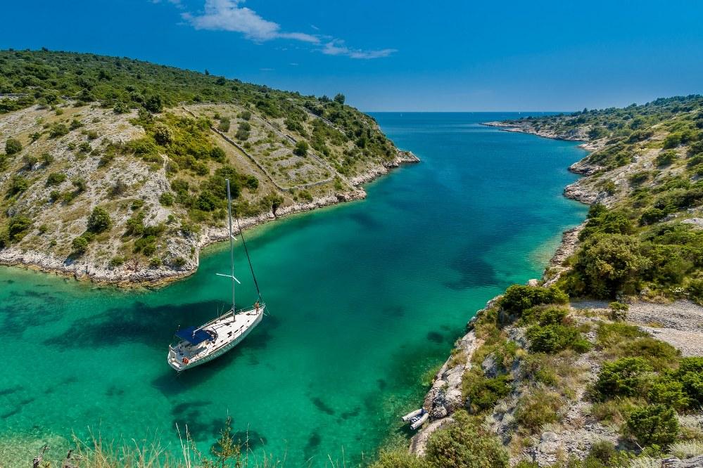 solo holidays in Croatia - Trogir