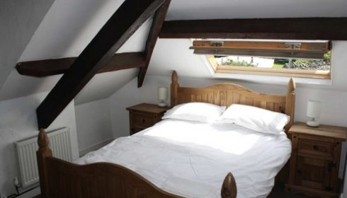 Bach Wen holiday cottages - Granary
