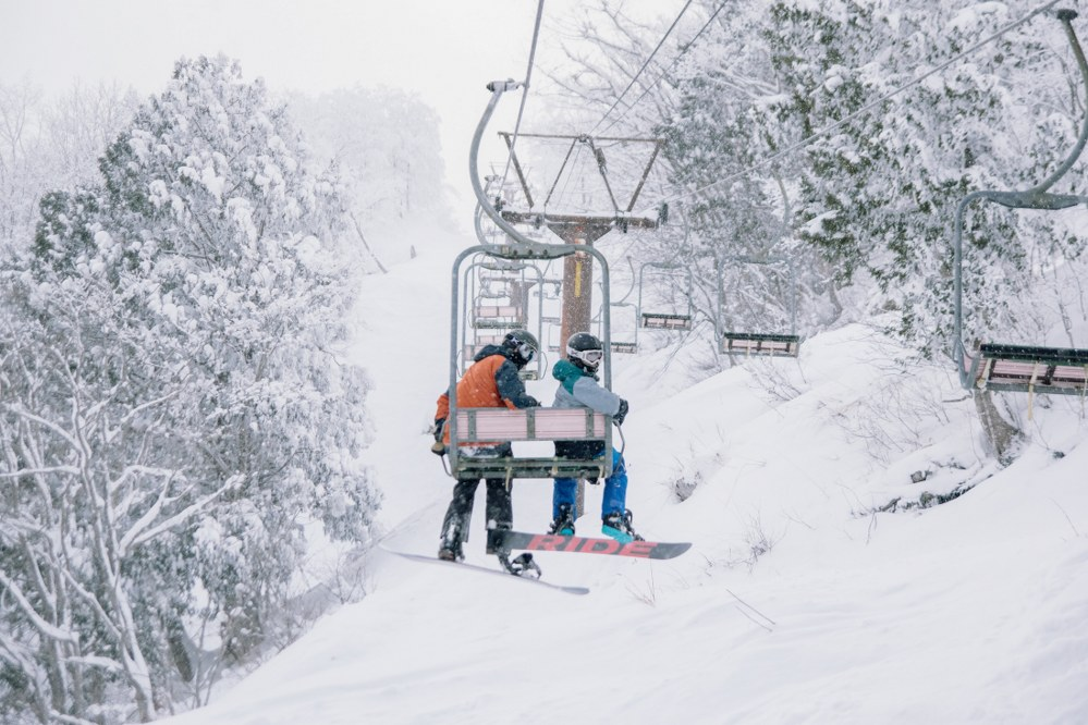 father-son holidays to bond over: skiing
