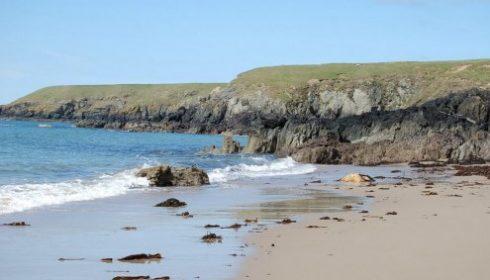 single parent holiday UK - Llyn Peninsula