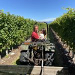 single parent farm holiday in italy