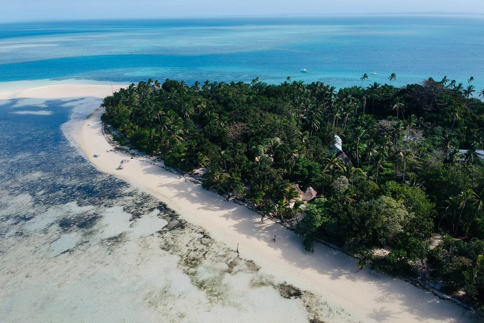 Fiji dream holiday - Leleuvia island