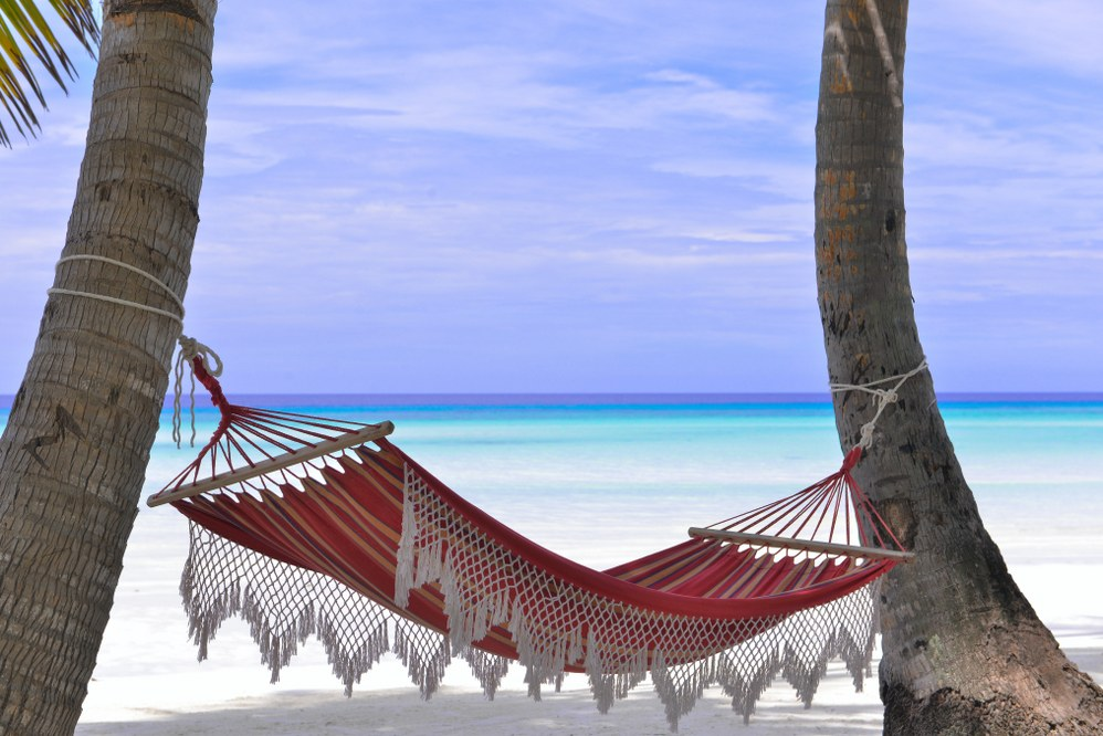 dream holiday in the Maldives