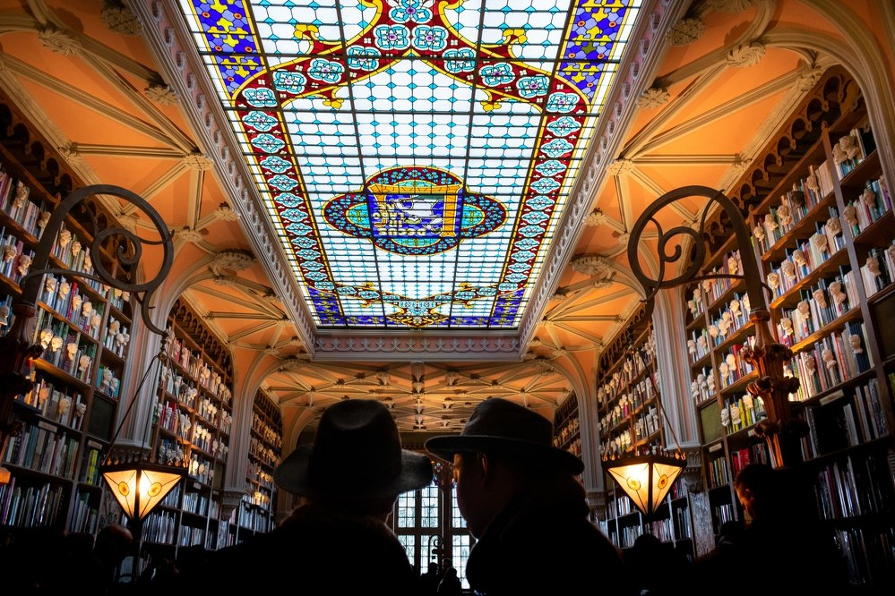 Lello bookstore in Porto