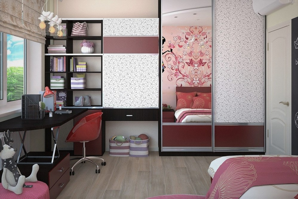 newly decorated kids bedroom on a budget