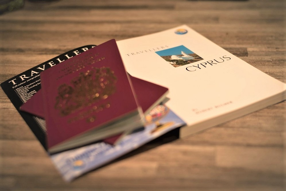 travel documents for your solo family holiday