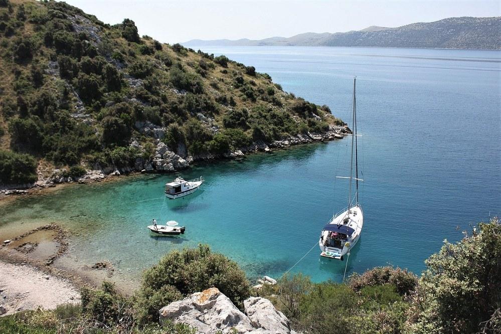 Boat tours in Croatia