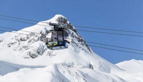 Glacier Bus at Hintertux