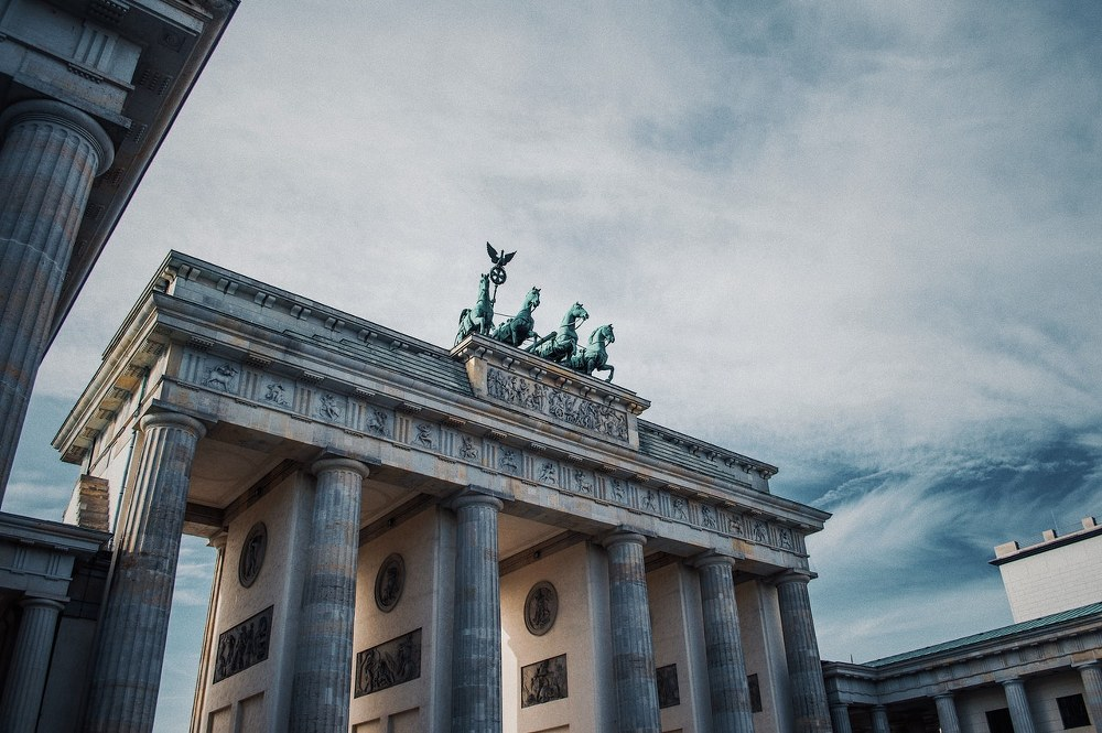 city trip with kids in Berlin - Brandenburger Tor