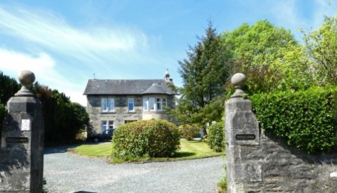 Croot's House - single parent holidays in Scotland