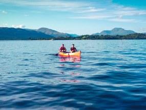 Single Parents on Holiday - Cowal Peninsula, Scotland programme Image 1